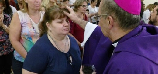 """Cuaresma: el Obispo de Rubén Martínez instó a """"tener una fe comprometida de manera real"""""""