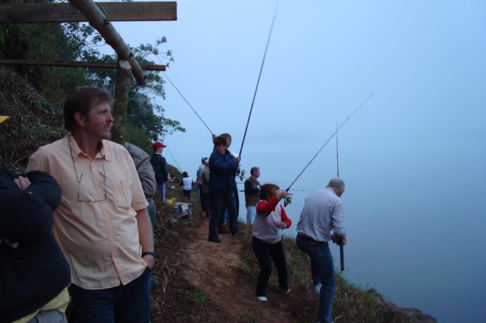 Este fin de semana comienza el Campeonato Provincial de Pesca en San Ignacio