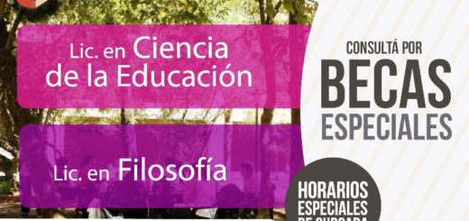 La UCAMI otorgará becas especiales de estudio a quienes estudien Licenciatura en Ciencia de la Educación y Licenciatura en Filosofía