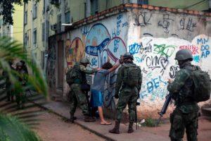 Brasil deja la seguridad del Estado de Río de Janeiro en manos del Ejército ante la ola de violencia