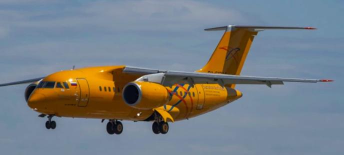 Revelaron la última comunicación del piloto del avión caído en Rusia minutos antes del accidente