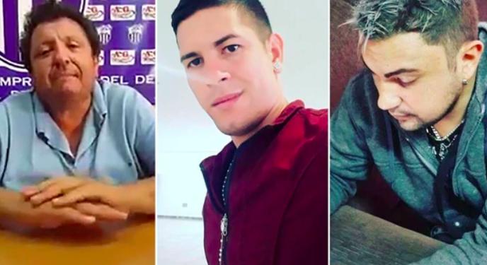 El novio del futbolista del escándalo paraguayo reveló detalles de la relación y del supuesto presidente