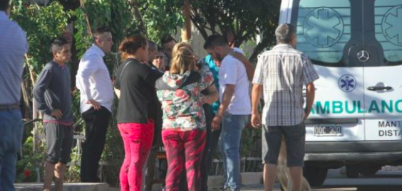 Triple crimen de Mendoza: este es el último mensaje que escribió el asesino antes de suicidarse