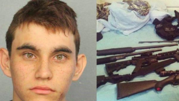 Huérfano, psicótico y armado: el perfil del joven que asesinó a 17 de sus excompañeros en Florida