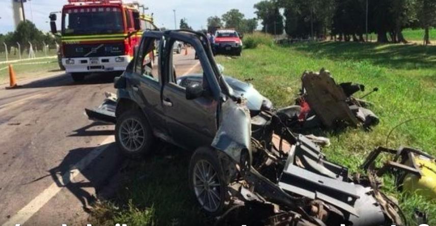 Accidente fatal en Córdoba: se conocieron las identidades de las víctimas