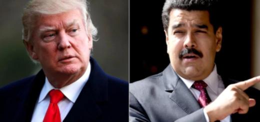 """Trump dijo que se reunirá con Nicolás Maduro solo cuando se """"restaure la democracia"""" en Venezuela"""