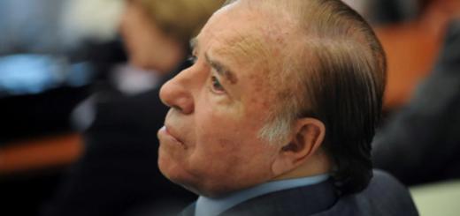 """Carlos Menem y una polémica declaración: """"Hubo corrupción en todos los gobiernos menos en el mío"""""""