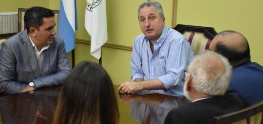 Passalacqua recibió a ministros de Turismo de la región Litoral para potenciar el trabajo conjunto