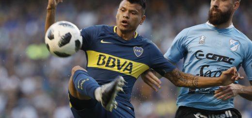Boca le ganó a Temperley con un gol de Fabra y continúa en lo más ato