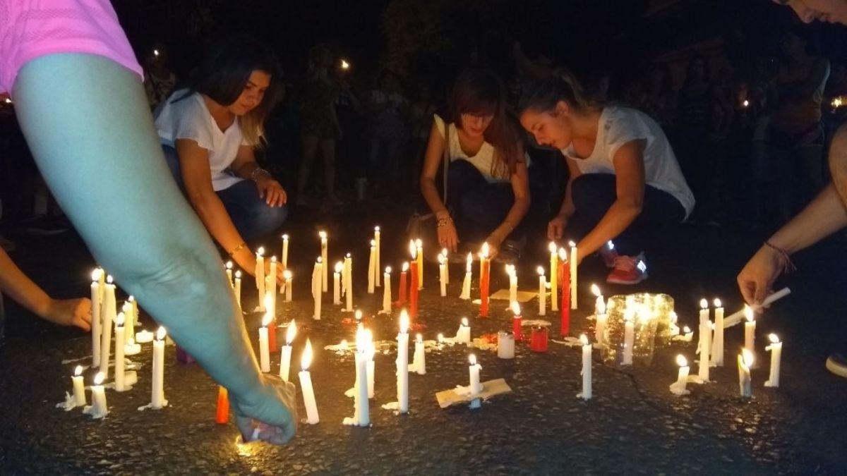 Detuvieron a seis sospechosos por el ataque a la universitaria y realizaron una nueva marcha por justicia