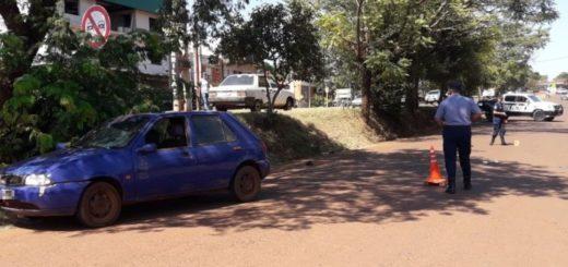 Un hombre falleció tras ser embestido por un auto en Jardín América