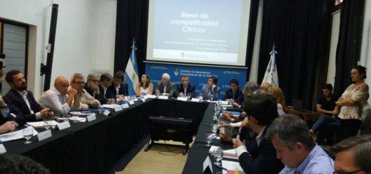 Misionesplanteó a la Mesa de Competitividad de la cadena citrícolasu preocupación por el HLB