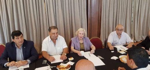 Provincias fronterizas se reunieron en la CAME para analizar zonas francas y discriminación de costos impositivos y de combustibles