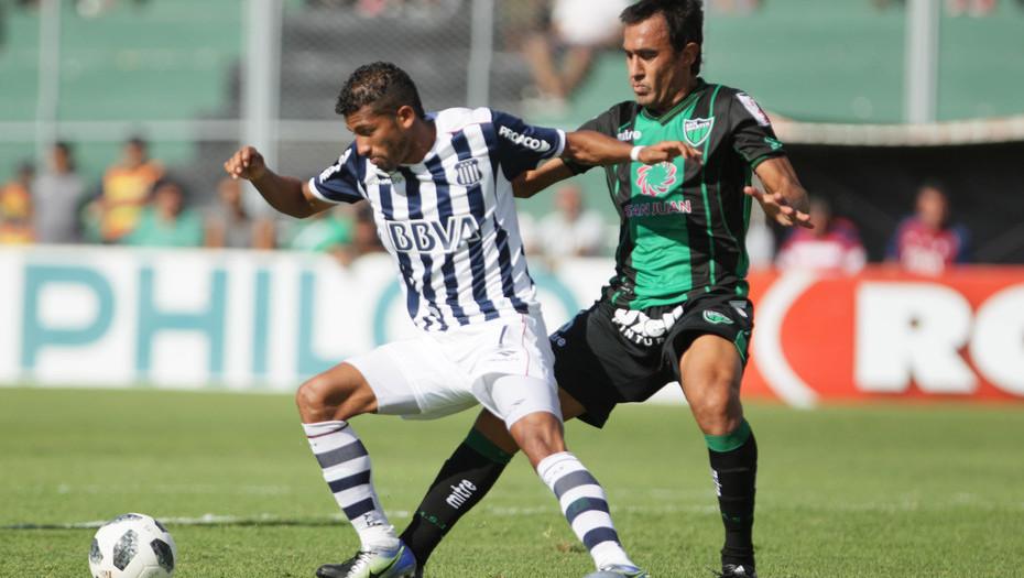 A pedir de Boca: Talleres no pudo pasar del empate con San Martín en San Juan
