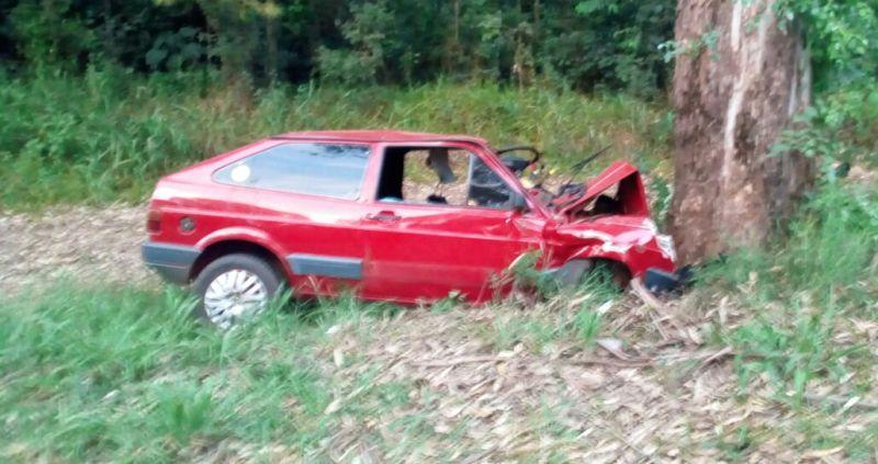 Automovilista falleció tras chocar contra un árbol en Montecarlo