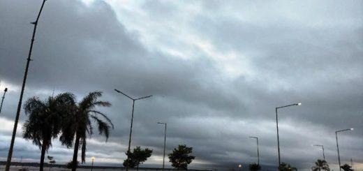 Martes con chaparrones y lluvias débiles en Misiones