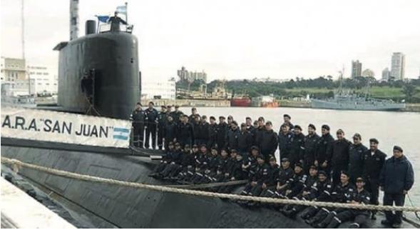 Ara San Juan: el Consejo de Guerra emite resolución sobre responsabilidad de oficiales de la Armada