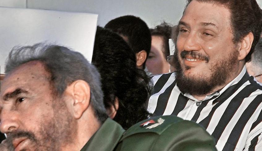Falleció el hijo mayor de Fidel Castro a los 68 años