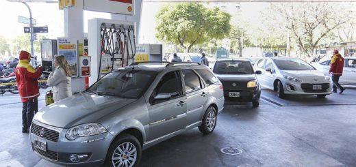 Shell también subió los precios de sus naftas