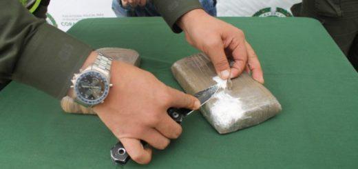 Misionera presa en Córdoba con un kilo de cocaína en el bolso