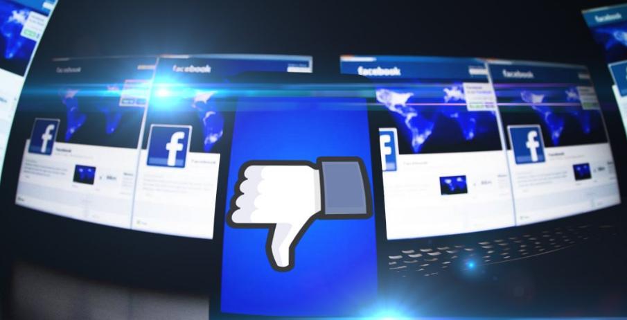 Facebook puso a prueba el botón «no me gusta»