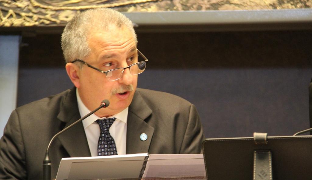 Passalacqua le pidió a su gabinete cercanía con la gente, humildad y austeridad como ejes de la gestión para este año