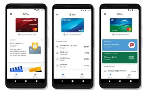 Cómo funciona Google Pay, la app que permite pagar todo desde el celular