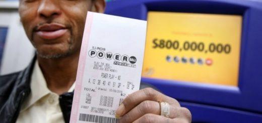 Ganó 560 millones de dólares en la lotería y no quiere cobrarlos por temor a revelar su identidad