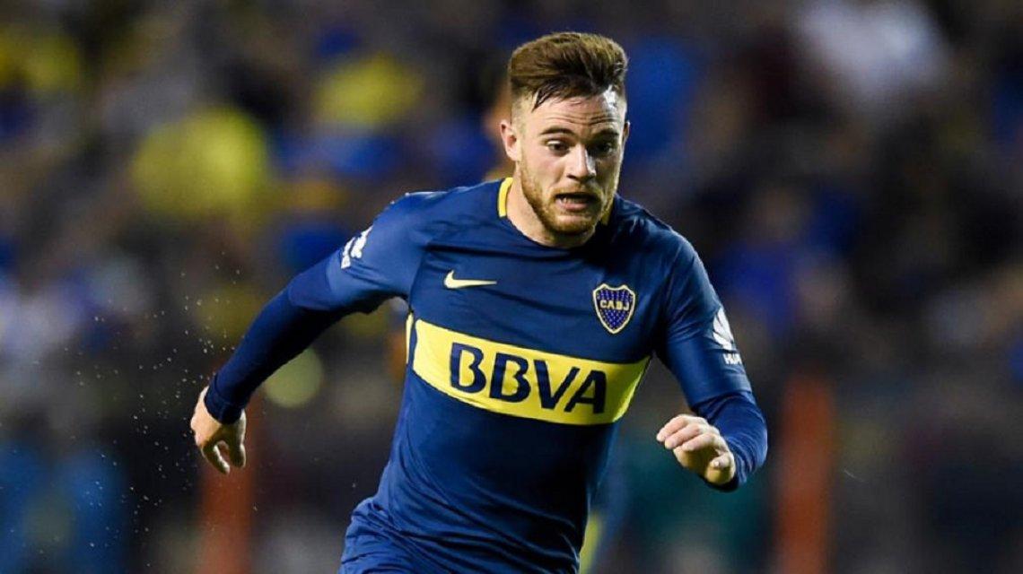 Copa Libertadores: Nahitan Nández deberá cumplir 3 fechas de suspensión
