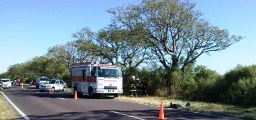 Un niño de 12 años murió tras ser atropellado por un vehículo que se dio a la fuga en la Ruta 12