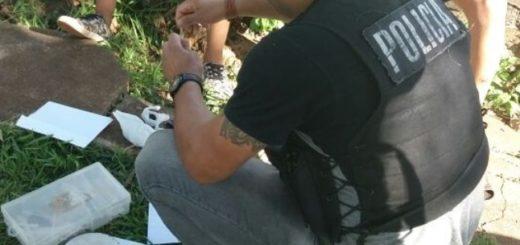 Incautaron droga en dos operativos en Garupá y Posadas: hay detenidos