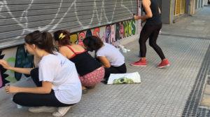 """Difunden la Grilla artística por el Mes de la Mujer del colectivo """"Nosotras Proponemos"""""""