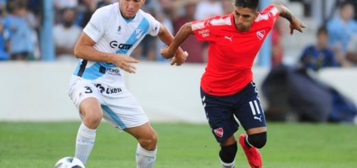 Independiente se llevó un empate ante Temperley