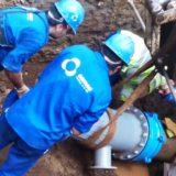 Alumnos de farmacia se capacitaron en Samsasobre el proceso del agua potable