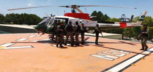 Eldorado: embargan dinero de cuatro narcos detenidos para financiar el costo de su traslado a Buenos Aires