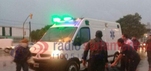 Atropellaron a una mujer de 60 años, la arrastraron varios metros y se fugaron
