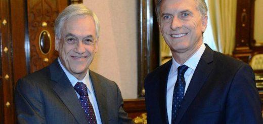 El presidente Mauricio Macri asistirá a la asunción del presidente de Chile Sebastián Piñera