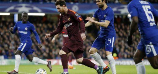Champions League: el Barcelona de Messi se enfrentará al Chelsea en busca del pase a los cuartos de final