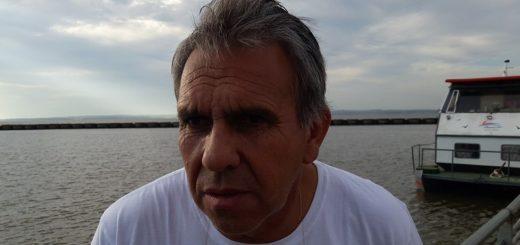 """Oscar Bossi va por una nueva presidencia al mando del club Pira Pytá: """"Hoy somos más de mil socios y tenemos más de 400 embarcaciones en guardería con techo"""""""