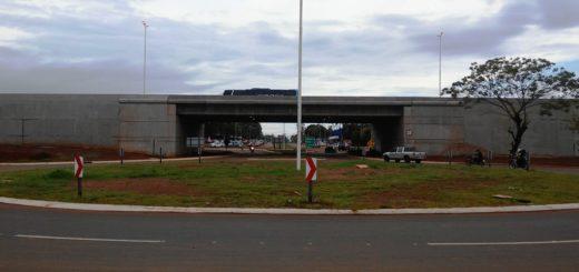 Conformidad en Candelaria por el nuevo puente y el acceso al pueblo