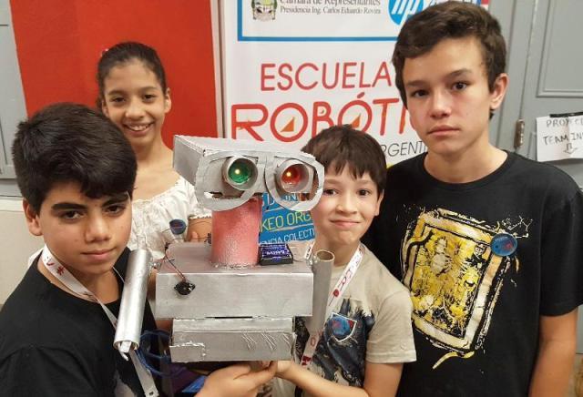 La Escuela de Robótica comenzó el ciclo lectivo con 2500 alumnos, nuevas aulas y otras siete por inaugurarse
