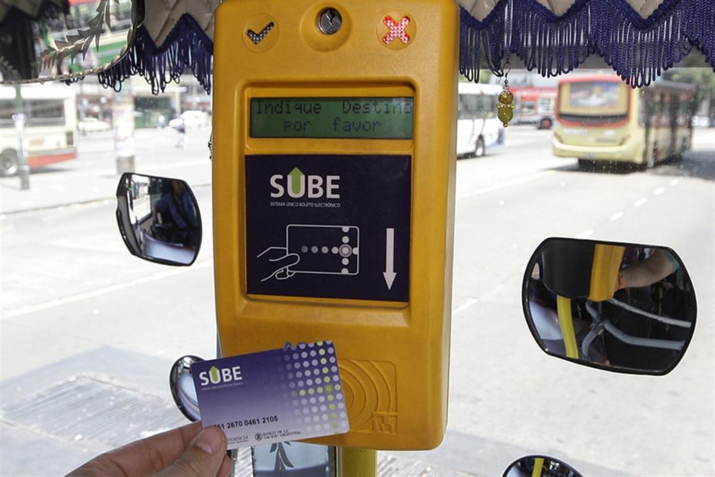 Transporte público: aclaran que las tarifas seguirán siendo fijadas por las autoridades locales a pesar de la SUBE nacional