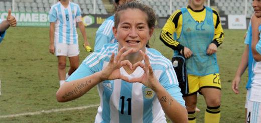 Fútbol femenino: la misionera Yamila Rodríguez debutará en la Selección Mayor
