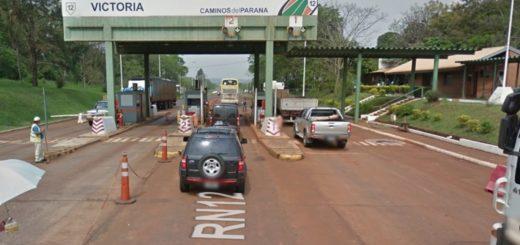 Peaje de Colonia Victoria: intendentes aseguran que la delegada de Vialidad Nacional no responde sus planteos