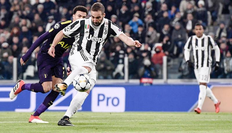 Tottenham y la Juventus se miden en un duelo imperdible, desde las 16:45