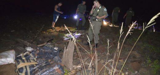 Candelaria: tiroteo entre narcos y gendarmes dejó como saldo 239 kilos de marihuana decomisados y un traficante herido