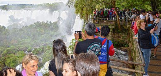 Cataratas se prepara para un aluvión de turistas en esta Semana Santa