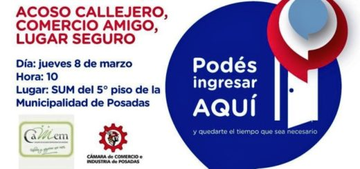 """Losada presentará la campaña contra el acoso callejero """"Comercio Amigo-Lugar Seguro"""""""