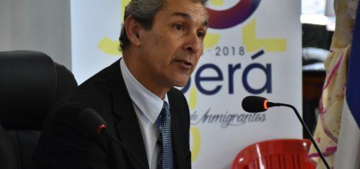 Con pocos anuncios, el intendente Fernández dejó inauguradas las sesiones ordinarias del Concejo Deliberante de Oberá