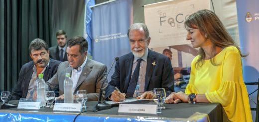 Banco Nación y Educación avanzarán en un programa de inclusión financiera